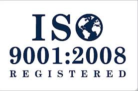 SCTools is registered ISO 9001:2008